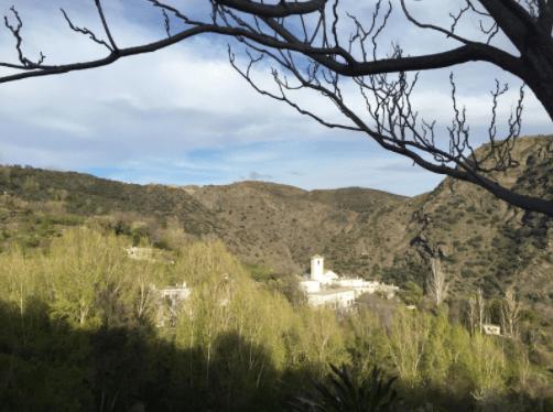 the spanish mountains